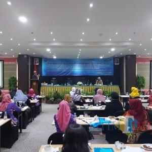 Tingkatkan Kesejahteraan Keluarga Melalui UPPKA, Dinsos-P3AP2KB Kota Malang Gelar Sosialisasi