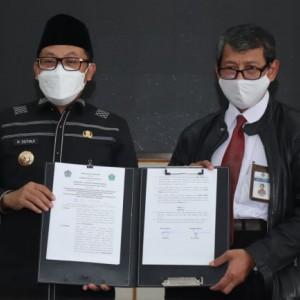 Tingkatkan Kesejahteraan Masyarakat, Pemkot Malang MoU dengan Kanwil Ditjen Perbendaharaan Jatim