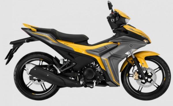 Yamaha MX King 155 VVA Limited Version (Foto: Voz.vn)