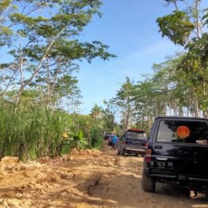 Wisatawan dan Masyarakat Keluhkan Akses Jalan Menuju JLS, Ini Jawaban DPUBM Kabupaten Malang