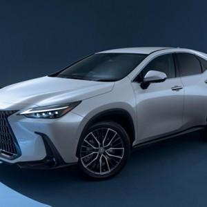 Bocoran Lexus NX 2022, Dibekali Pilihan Mesin Plug-in Hybrid