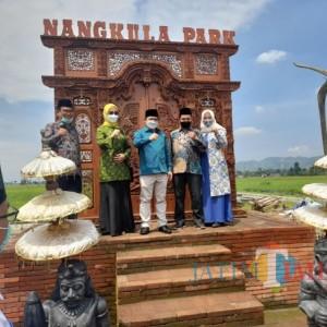Makin Moncer, Nangkula Park Berpeluang Harumkan Nama Tulungagung di Tingkat Provinsi