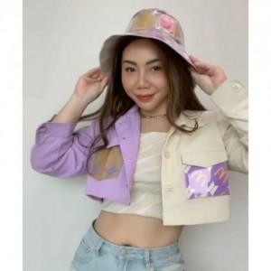 Inspirasi Outfit BTS Meal untuk Army, Gaya Kyra Nadya ini Boleh Ditiru Nih!