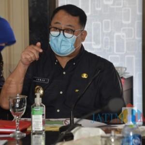 Wabup Irwan Pantau Program PUPR, Kawal Infrastruktur Ijen Geopark