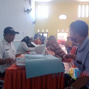 Goes To Kelurahan di Jatimulyo, Bapenda Kota Malang Layani 600 Transaksi