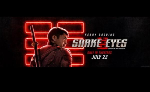 Snake Eyes (Foto: Antara)