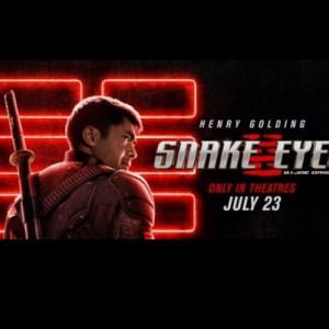 Dibintangi Iko Uwais, Film Snake Eyes akan Tayang 23 Juli 2021