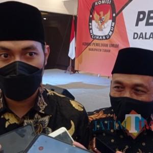 Pelantikan Bupati dan Wakil Bupati Tuban Terpilih Dilaksanakan Pekan ini, Pemkab Belum Terima Undangan