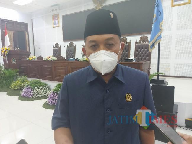 Ketua DPRD Kota Malang I Made Rian Diana Kartika.
