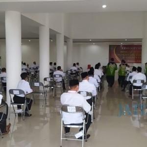 Seleksi Tambahan, 128 Cakades di Sumenep Ikuti Tes Kepemimpinan