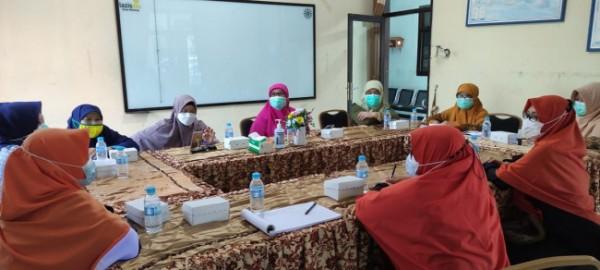 Suasan saat BPKK DPD PKS Kota Malang berkunjung ke PDA Kota Malang (Ist)