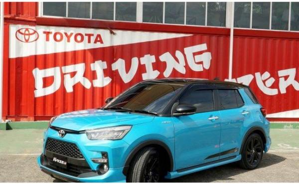 Toyota Raize (Foto: MSN)