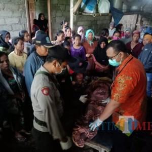 Akibat Diguyur Hujan Semalaman, Banjir Landa Banyuwangi
