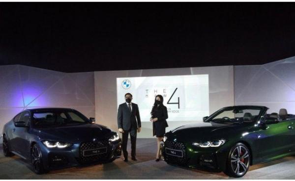 BMW Seri 4 (Foto: Tribunnews)