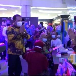 Percepat Vaksinasi, Pemkab Jember Buka Layanan di Mall