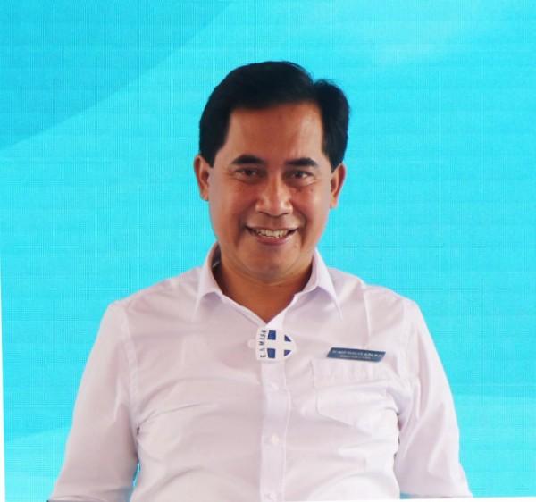 Direktur Utama Perumda Air Minum Tugu Tirta Kota Malang, M Nor Muhlas S.Pd, M.Si(Foto: Perumda Tugu Tirta Kota Malang for MalangTIMES)