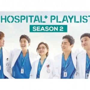 Episode Perdana, Hospital Playlist 2 Cetak Rating Tinggi