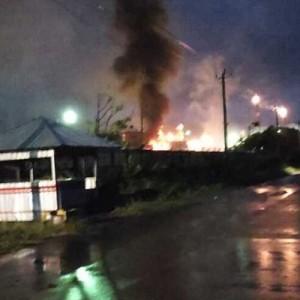 Diduga Sengaja Dibakar, Berikut 3 Fakta Kejanggalan Kebakaran Kilang Pertamina di Cilacap
