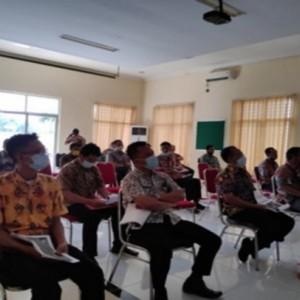 Tingkatkan Kualitas dan Kompetensi, Dinas PUPR Jombang Gelar Sederet Bimtek Bagi Penyedia Jasa Kontruksi