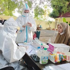 Target 5.000 Vaksinasi Covid-19 Per Hari, Dinkes Sumenep Pastikan Stok Vaksin Aman