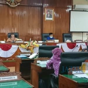 Kepala Dinas Mangkir dari Agenda Evaluasi LKPJ, Komisi I DPRD Trenggalek Geram