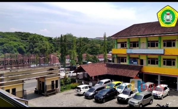 Kampus Universitas Argopuro yang ada di jalan Jawa Jember (foto : istimewa / Jatim TIMES)