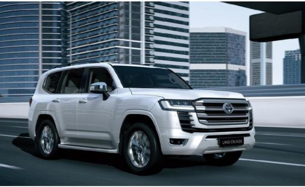 Land Cruiser 300 (Foto: Toyota Tundra Forum)