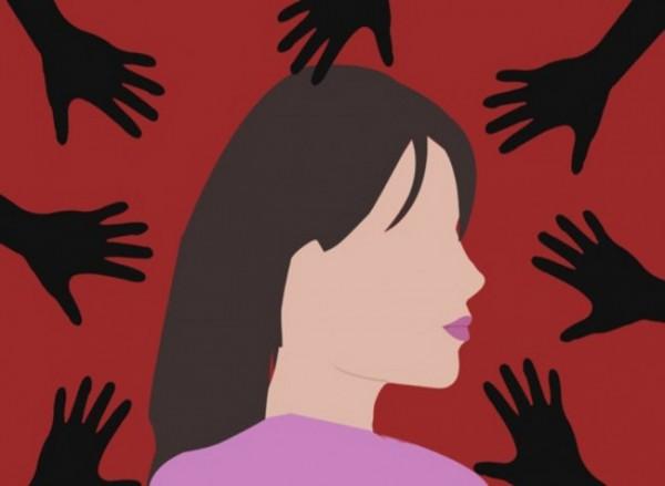 Ilustrasi pelecehan seksual (universitas Indonesia)
