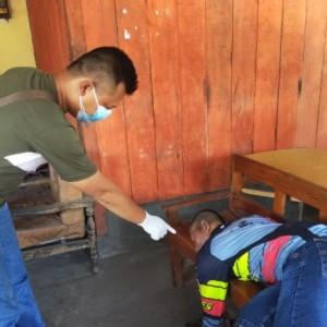 Pesepeda Asal Blitar Meninggal Mendadak di Warung