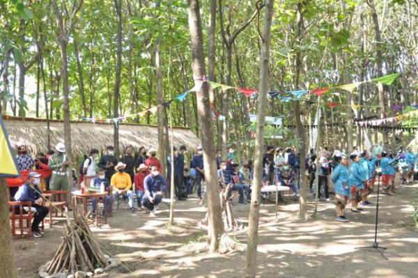 Suasana di wisata Sobran Kelurahan Sisir, Kota Batu. (Foto: Pemkot Batu)