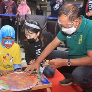 Wawali Armuji Jamin Anak Berkebutuhan Khusus Dapat Fasilitas Layak di Surabaya