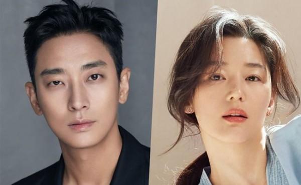 Jun Ji-hyun dan Joo Ji-hoon (Foto: IDN)