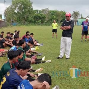 Perssu Sumenep Mulai Seleksi Pemain Jelang Liga 3 Regional Jatim