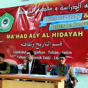 Ma'had Aly Al Hidayah Singgahan Gelar Orientasi Mahasantri
