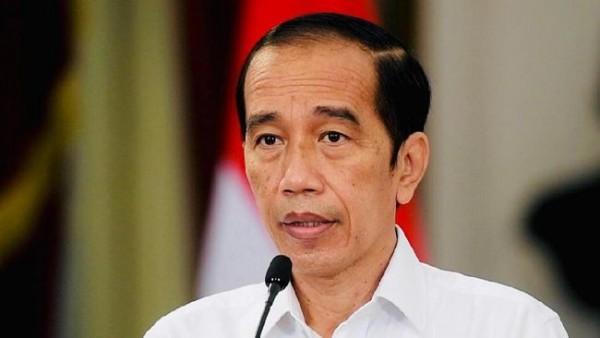 Presiden Joko Widodo (Foto: CNN Indonesia)