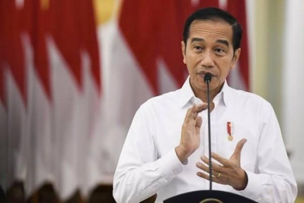 Presiden Joko Widodo (Foto: Kompas.con)