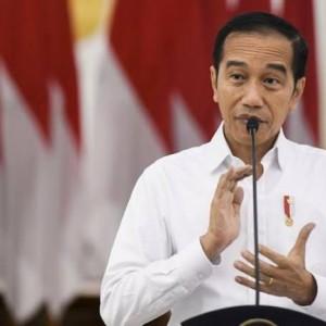#HBDJokowi60 Trending, Ulang Tahun Presiden Jokowi di Tengah Desakan Lockdown