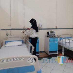 Kasus Covid-19 Meningkat, Penghuni Rumah Sakit Rujukan di Kota Malang Melonjak