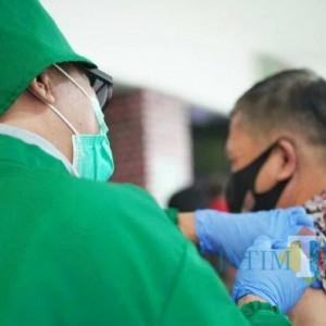 Capaian Vaksinasi Covid-19 di Kota Batu Sudah 87,67 Persen, Lansia Masih Rendah