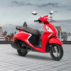 Yamaha Rilis Motor Hybrid Bergaya Retro Layaknya Vespa, Ini Sederet Fitur Canggihnya