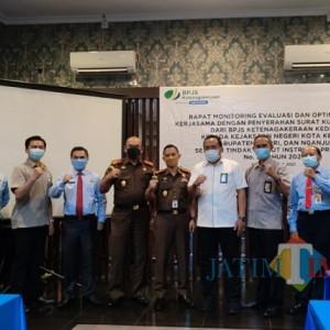 Jalin Kerjasama dengan Kejari, BPJS Ketenagakerjaan Akan Panggil 241 Perusahan Nakal
