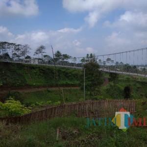 Progress Pembangunan Buper Glagah Arum Capai 75 Persen