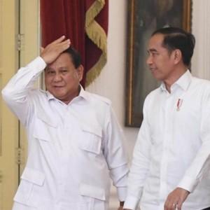 Menilik Maksud Prabowo Subianto yang Unggah Foto Lawas Bareng Jokowi