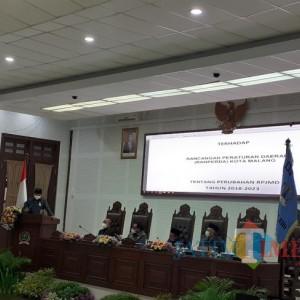 Fraksi PKS Beber Sederet Catatan Terkait Ranperda Perubahan RPJMD Kota Malang 2018-2023