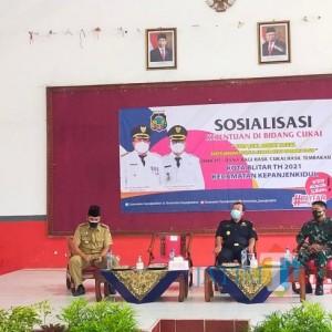 Wali Kota Blitar Dorong Dana Cukai untuk Sejahterakan Rakyat