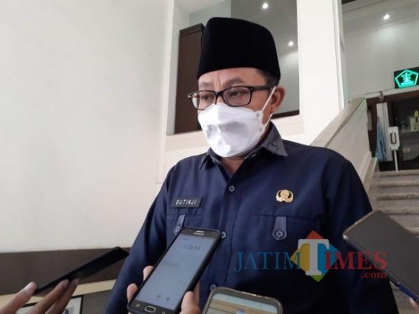 Wali Kota Malang, Sutiaji. (Arifina Cahyanti Firdausi/MalangTIMES)..
