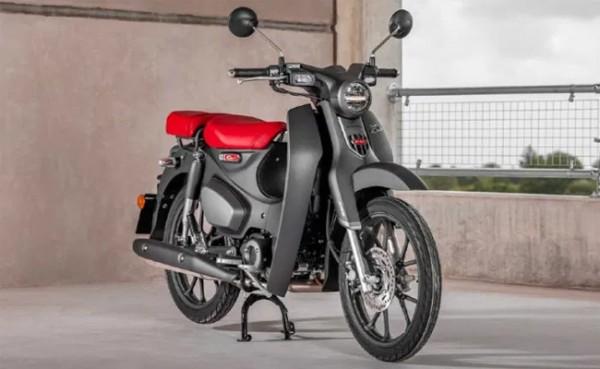 Honda Super Cub 125 2022 (Foto: The Wall.fyi)