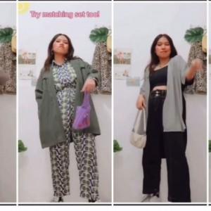 Tips Fashion Akali Pemilik Pinggul Besar Agar Tampak Ramping dan Fashionable