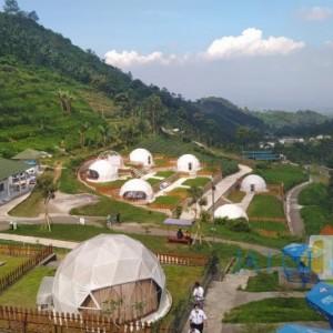 Lembah Indah Malang Bakal Tambah Unit Glamping, Simak Jam Buka Terbarunya