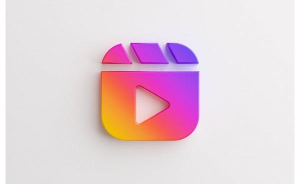 Logo Instagram Reels (Foto: Freepik)